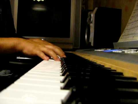Demo of used Yamaha DGX-620 Digital Piano - YouTube