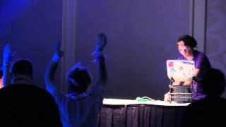 Trotcon IV (2015) - DJ PinkamenaX
