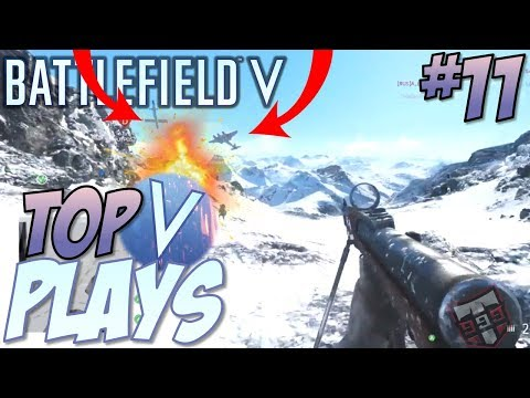 BOMBING THE BOMBER - Battlefield 5 TOP 10 Plays Of The Week #11 thumbnail