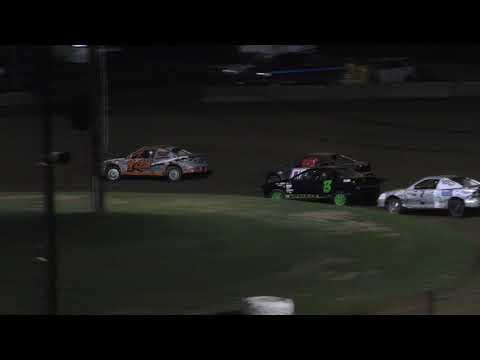8 23 19 Hornet Feature Paragon Speedway