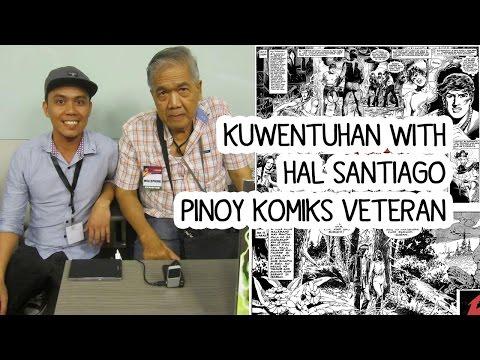 IKP Mobile: Hal Santiago on Pinoy Komiks
