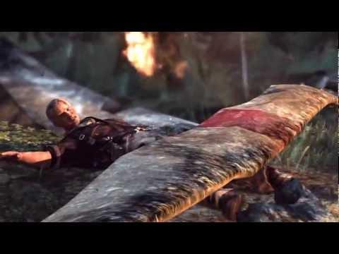Tomb Raider 2013 /  Capitulo11 - escapar fortaleza solarii