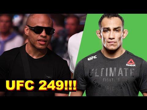 UFC 249: ТОНИ ФЕРГЮСОН ПРОТИВ ГЭДЖИ? МЕНЕДЖЕР ОЧЕНЬ ЖДЕТ   СВЕЖИЕ НОВОСТИ ММА