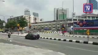 Pengguna jalan raya sering melanggar isyarat lampu merah