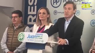 El PP exige la inmediata derogación del decreto que deja a Almería sin agua del trasvase Tajo-Segura