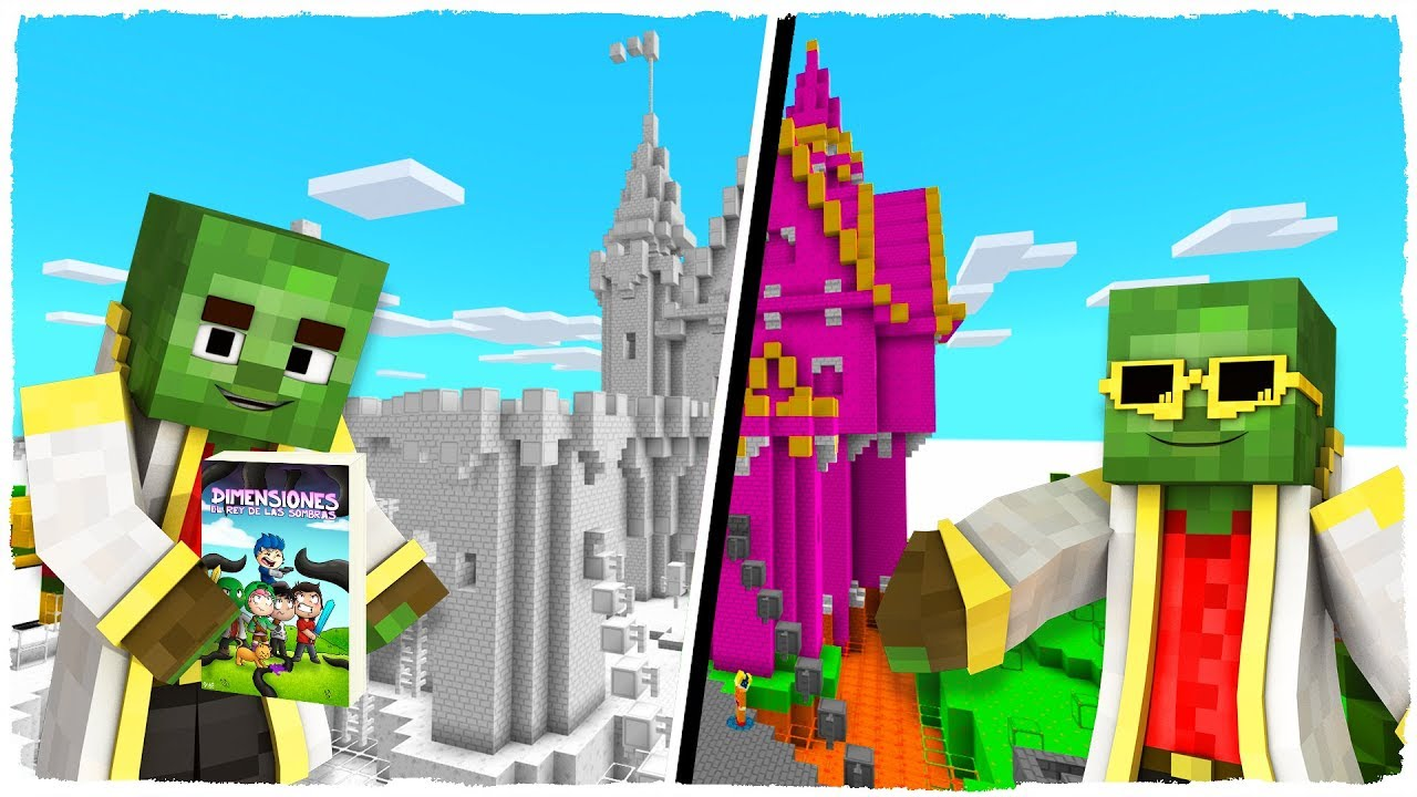 Coloreando Un Libro En Minecraft El Libro De Colorear Youtube