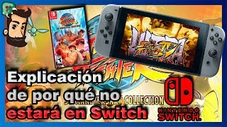 Sin ULTRA STREET FIGHTER IV para SWITCH en 30th Anniversary | Noticias
