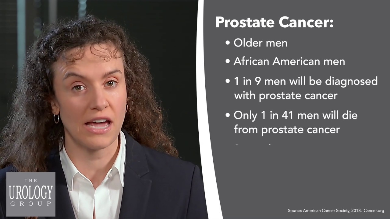 Prostate Cancer   The Urology Group of Virginia - Northern