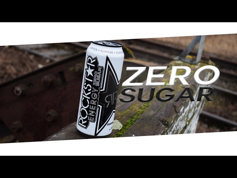THE NEW ROCKSTAR ZERO SUGAR