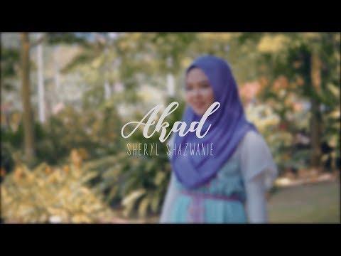 Akad - Payung Teduh (cover by Sheryl Shazwanie)