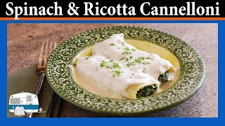 How to cook Spinach and Ricotta Cannelloni