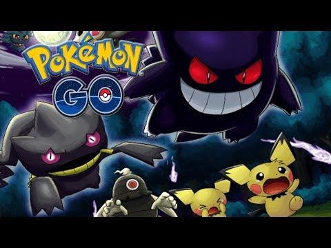 ¡PUEBLO LAVANDA la MÚSICA del EVENTO de HALLOWEEN 2017 en Pokémon GO! [Keibron]