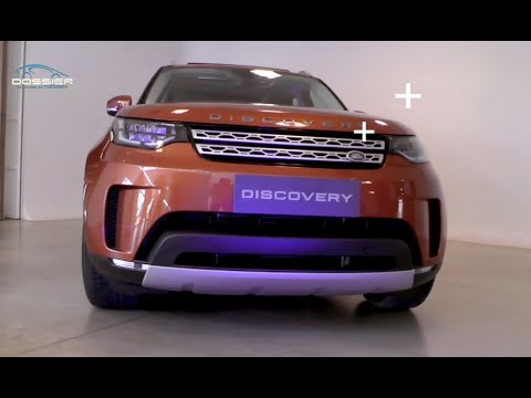 All New Discovery de Land Rover