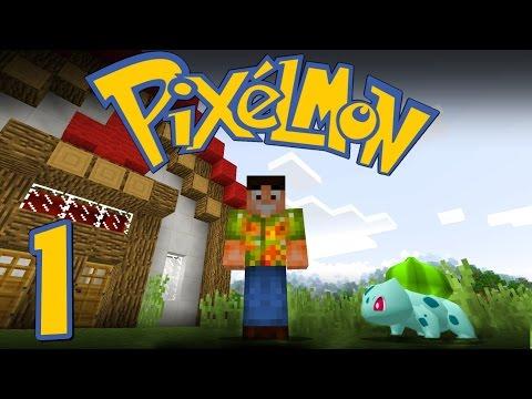 Minecraft Pixelmon 3 - Ep  1 - A Fresh Start