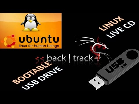 How To Make A Linux Live CD & Bootable Usb Drive For Any Linux Version Kali, Ubuntu