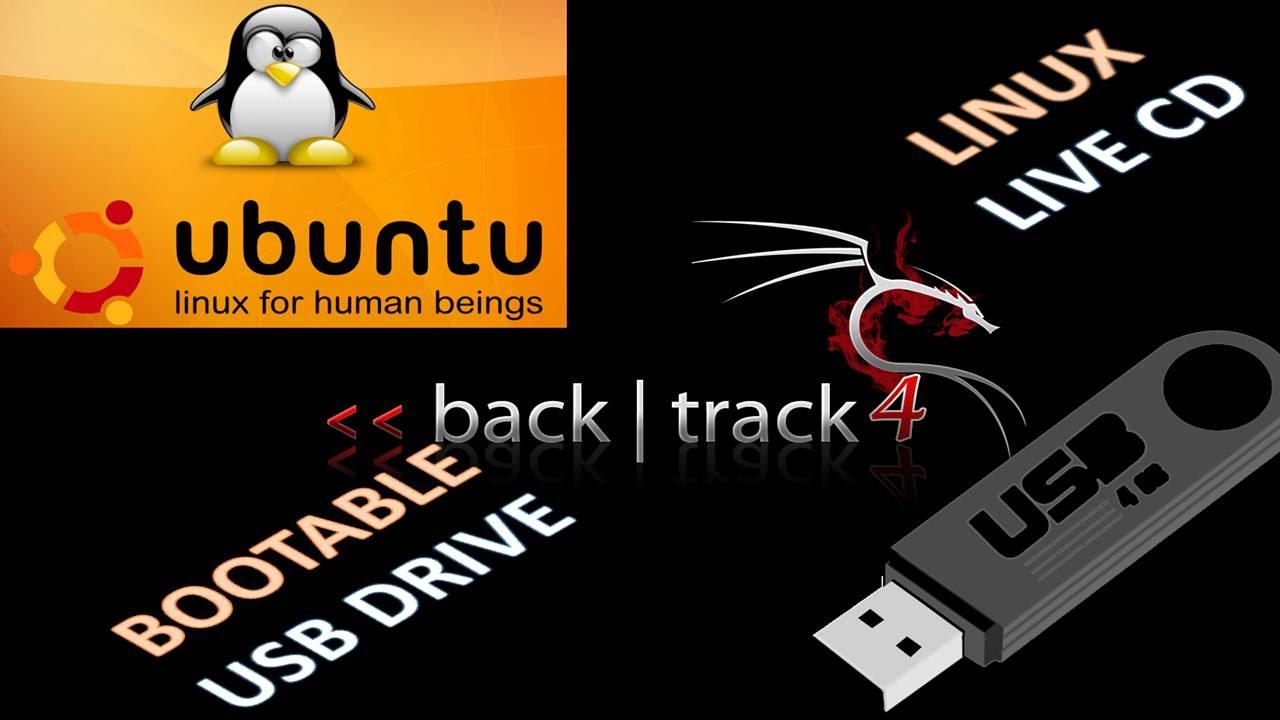 how to make usb bootable drive in ubuntu