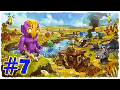 Crashlands: Let's Play Part 7 - It's SO Big!!