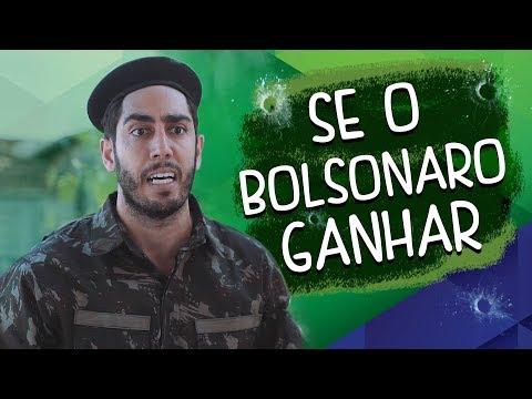 Se O BOLSONARO Ganhar - DESCONFINADOS (Parte 1)