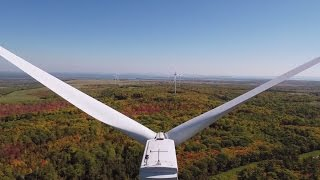 Made on Manitoulin: McLean's Mountain Wind Farm