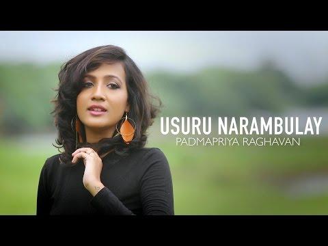 Usuru Narambulay (Cover) - Padmapriya | Irudhi Suttru | Santhosh Narayanan