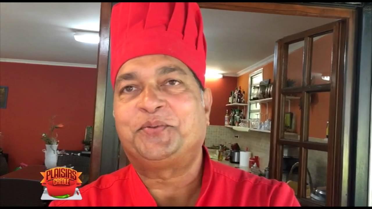 la cuisine du chef mike avec bernard sidambarom - youtube