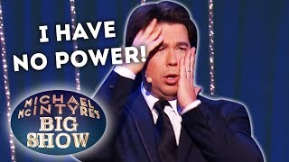 People Who Can't Survive Without Their Cell Phone | Michael McIntyre's Big Show