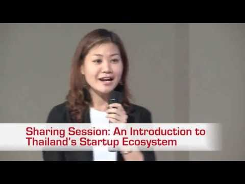 An Introduction to Thailand's Startup Ecosystem [Sharing Session by Mimee, Thumbsup]