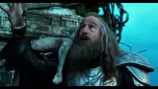 Мерлин просит помощи у Стражей Рыцарей. \ Трансформеры 5: Последний рыцарь