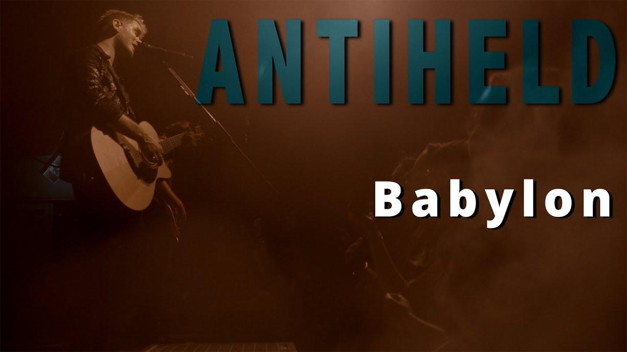 Antiheld - Babylon | Goldener Schuss Tour 2019 | LIVE in