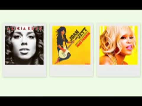 Joan Jett vs. Eve vs. Alicia Keys (Free Download)