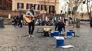 Kovalarla Bateri Çalma - Roma