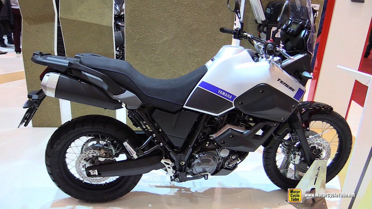 2016 yamaha xt660z tenere walkaround 2015 salon de la. Black Bedroom Furniture Sets. Home Design Ideas
