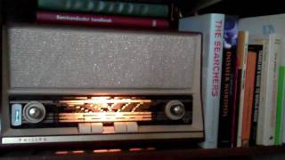 Repairing my old Philips B3X91A radio