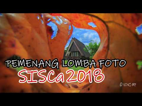 Pemenang Lomba Foto SISCa 2018 Dan Alamat Instagram Pemenang