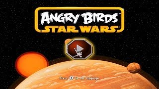 Angry Birds Star Wars | Dolphin Emulator 4.0.1 [1080p HD] | Nintendo Wii