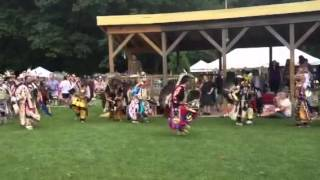 Pokagon Band of Potawatomi Indians pow wow