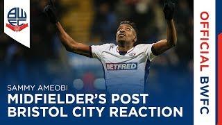Video Gol Pertandingan Bolton Wanderers vs Bristol City