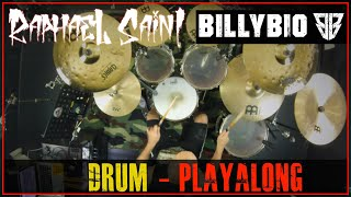BILLYBIO (Billy Graziadei from Biohazard) Freedom's never free - Drum Performance by Raphael Saini