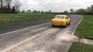 Speed 6 Scimitar Coupe