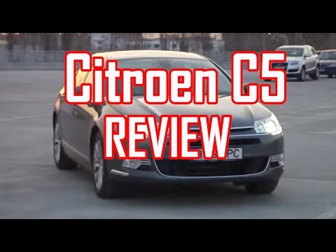 REVIEW Citroen C5 2010 www.buhnici.ro