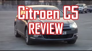 REVIEW- Citroen C5 2010 (www.buhnici.ro)
