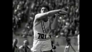 1936, Discus, Men, Olympic Games, Berlin