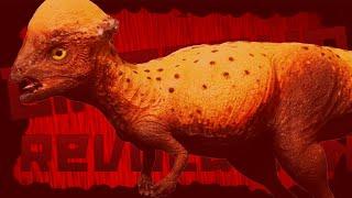 Dinosaur Revolution - Generic Pachycephalosaur screentime