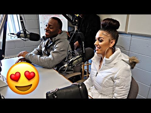 WE GOT EMBARRASSED LIVE ON RADIO **she walked out**