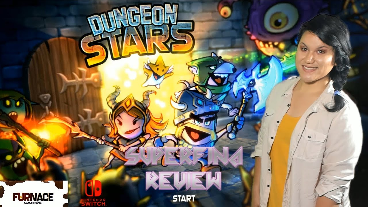 Dungeon Stars Game Review