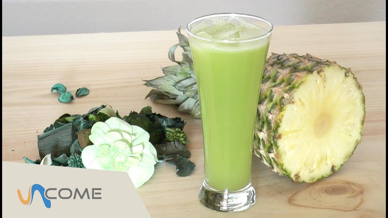 dieta di sedano cetriolo e ananas