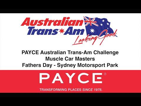 Announcement: PAYCE Australian Trans Am Challenge