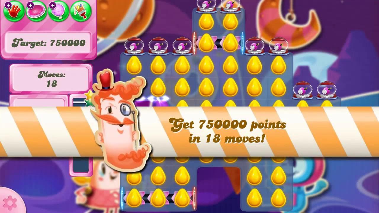 Candy Crush Saga Level 2640 NO BOOSTERS