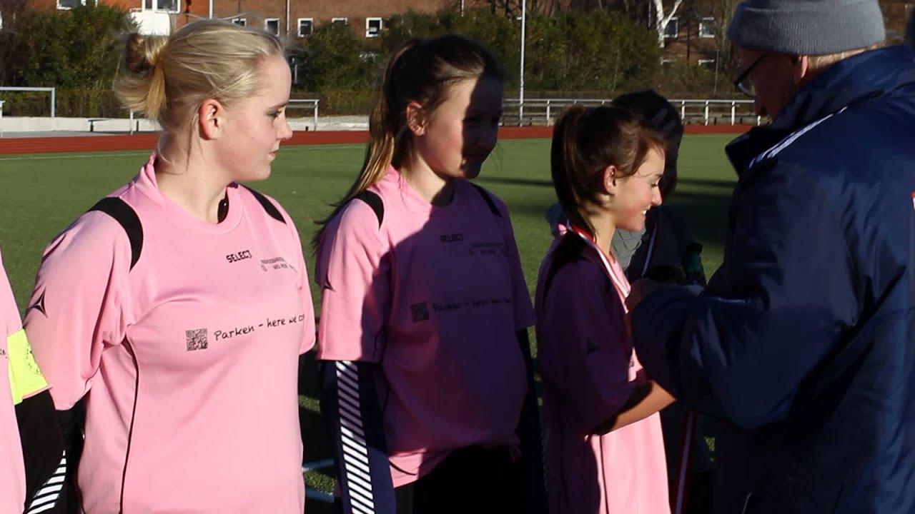 Brøndbyøster Skole - Nexø Skole. Guldmedaljerne er i hus