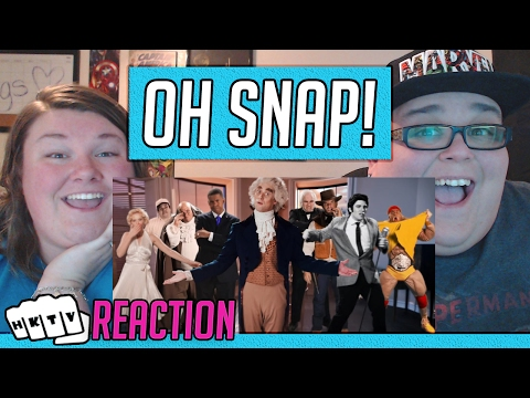 Frederick Douglass vs Thomas Jefferson. Epic Rap Battles of History - Season 5 REACTION!! 🔥
